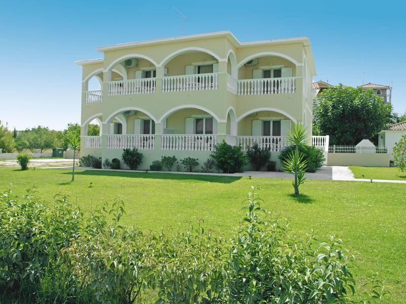 Appartementen Anastasia House - Agios Sostis - Zakynthos